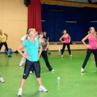 Les cours de gym