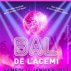 Bal de l'ACEMI : samedi 14 janvier 2017