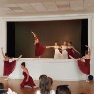 Le gala spectacle de la section danse
