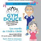 Atelier «Gym douce seniors» DU BIEN-ÊTRE PHYSIQUE ET MENTAL !