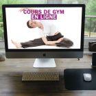 Profitez des cours de gym en ligne !